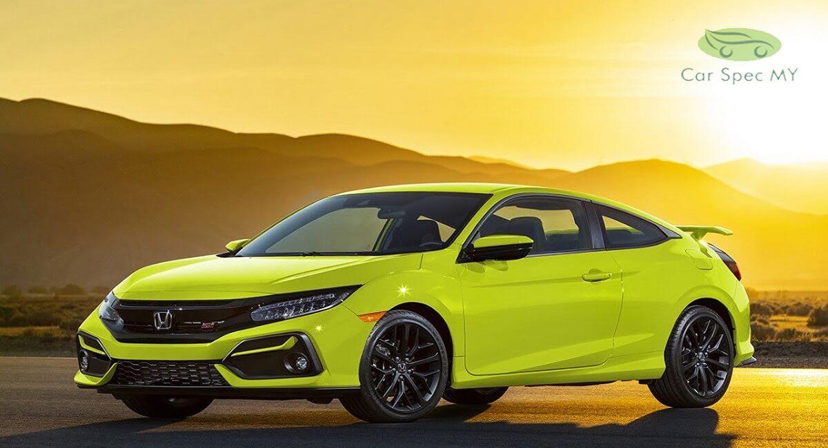 Honda civic Malaysia 2020