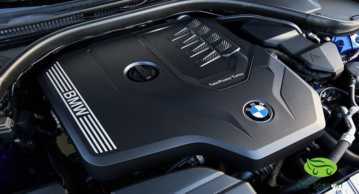 BMW 320i Engine