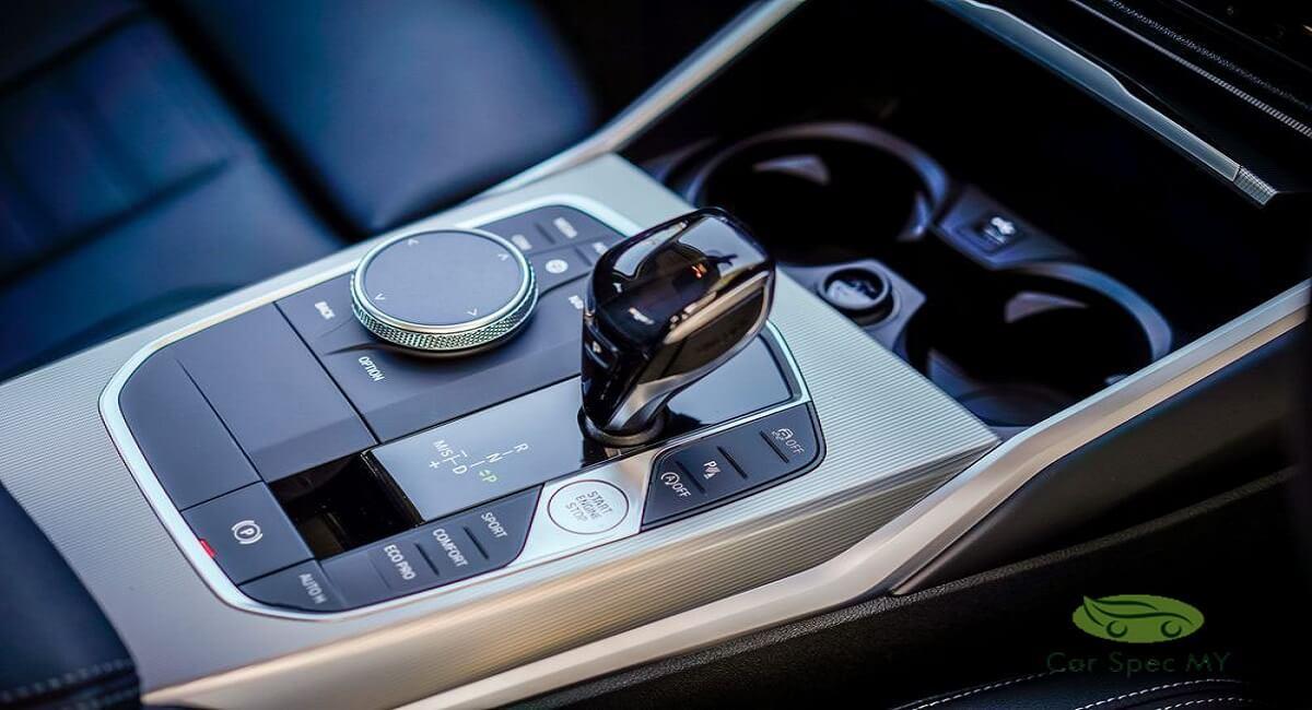 bmw 320i gearbox