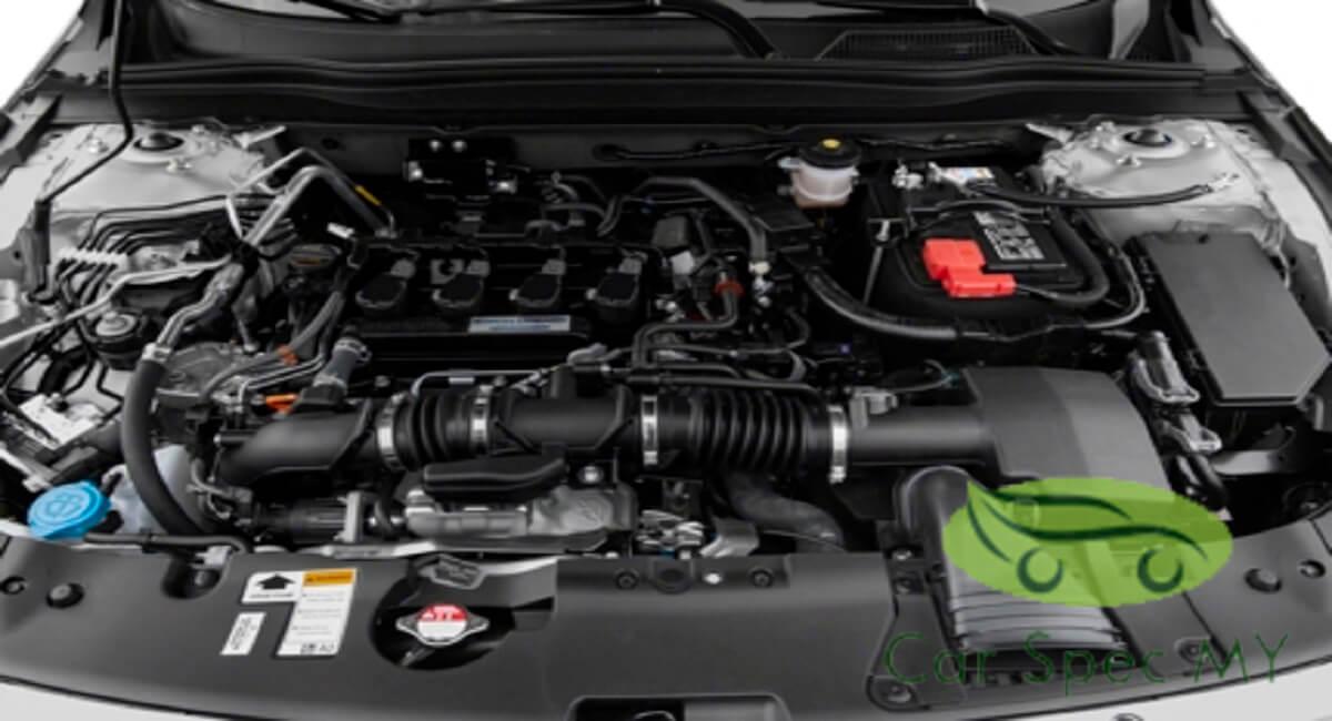 Accord 200 Engine