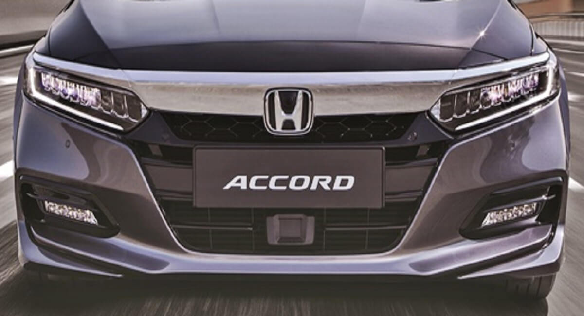 accord 2020 front