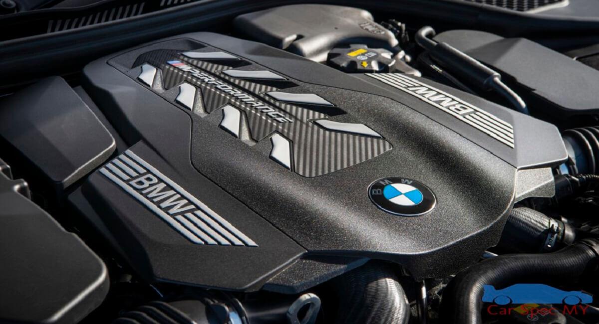 BMW X5 Engine Malaysia 2020