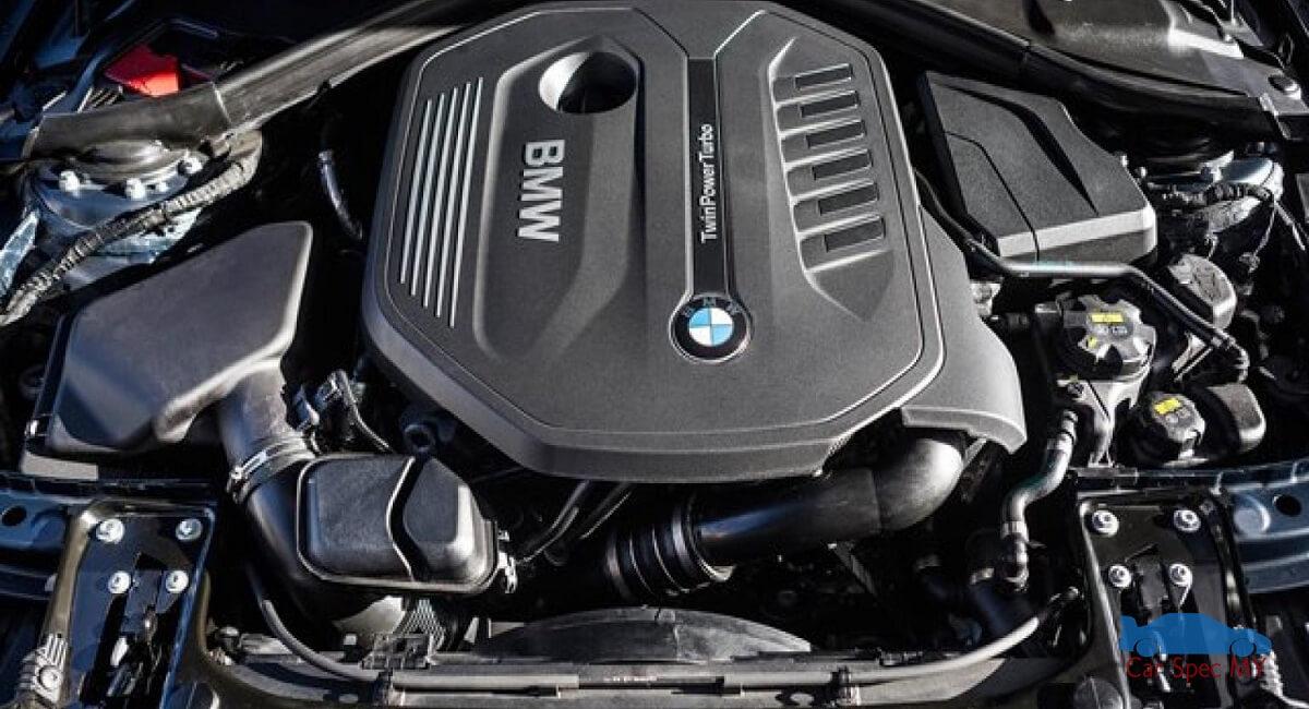 BMW 3 Series Engine Malaysia