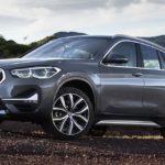 BMW X1 Full view 2020 Malaysia