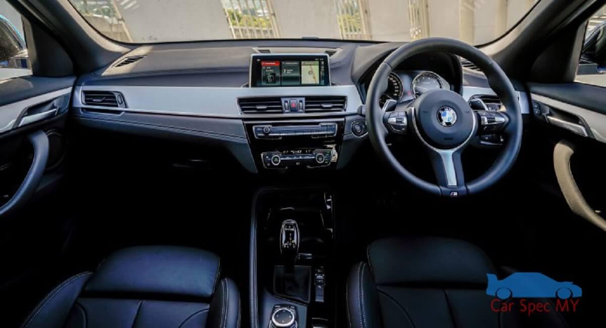 X1 Interior View 2020