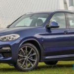 BMW X3 Malaysia 2020
