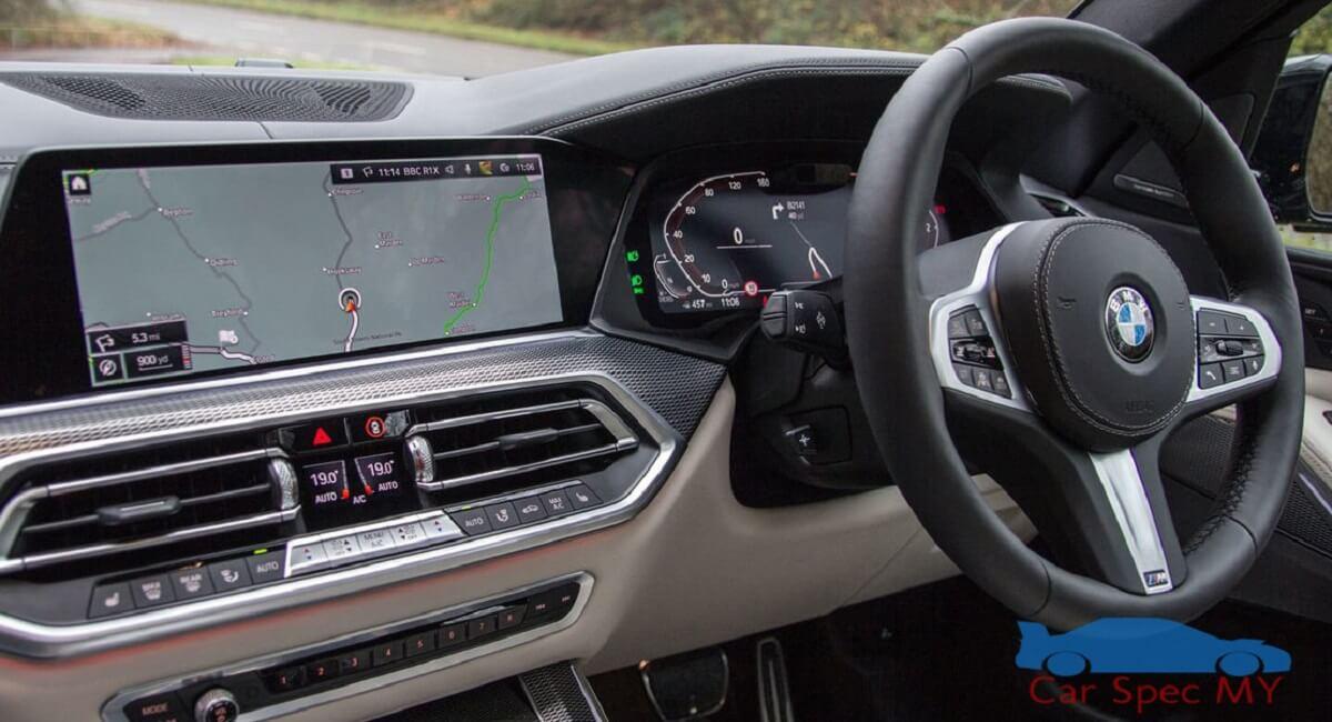 x5 live cockpit 2020