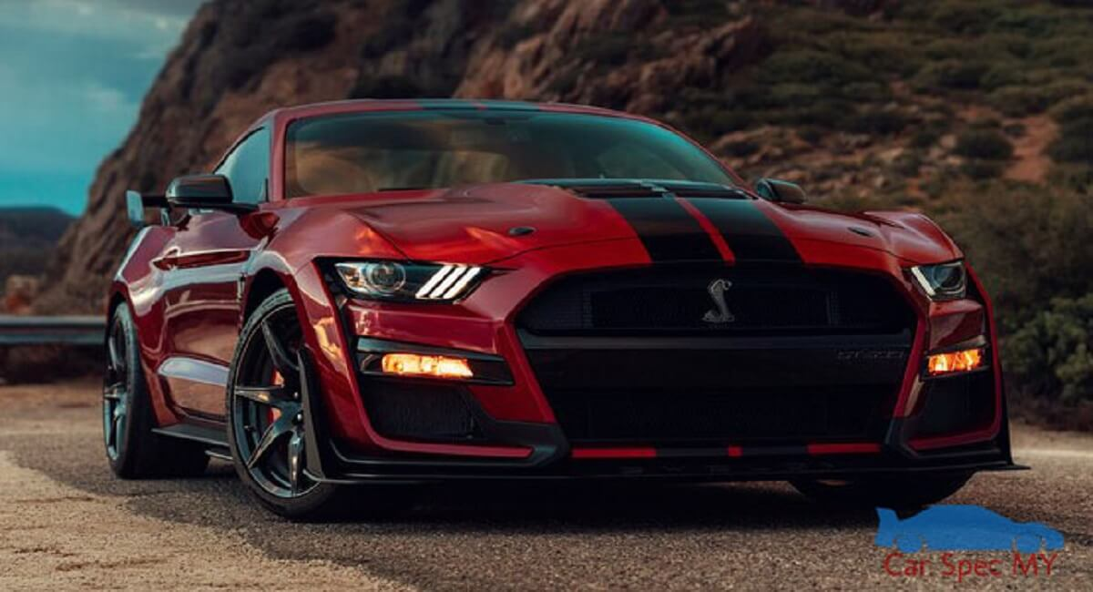 Ford Mustang Malaysia 2020
