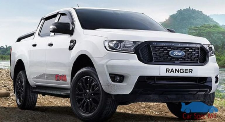 Ford Ranger Malaysia 2020