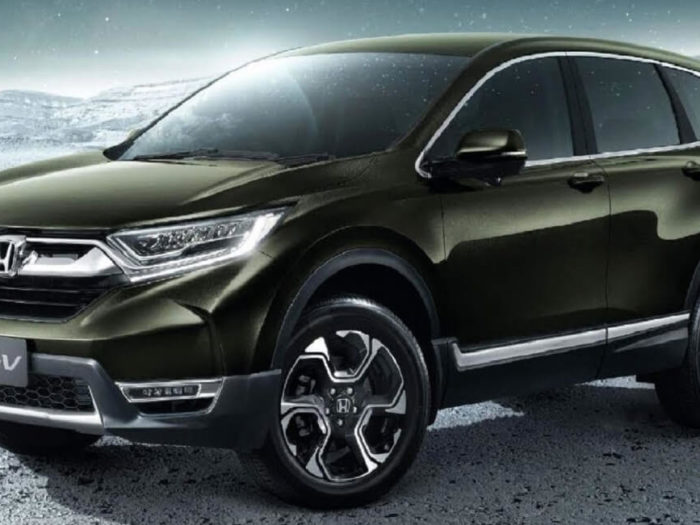 Honda CRV Malaysia 2020