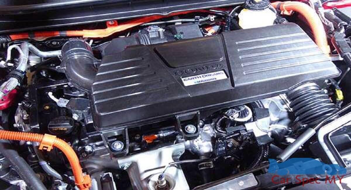 Honda CRV Malaysia engine 2020
