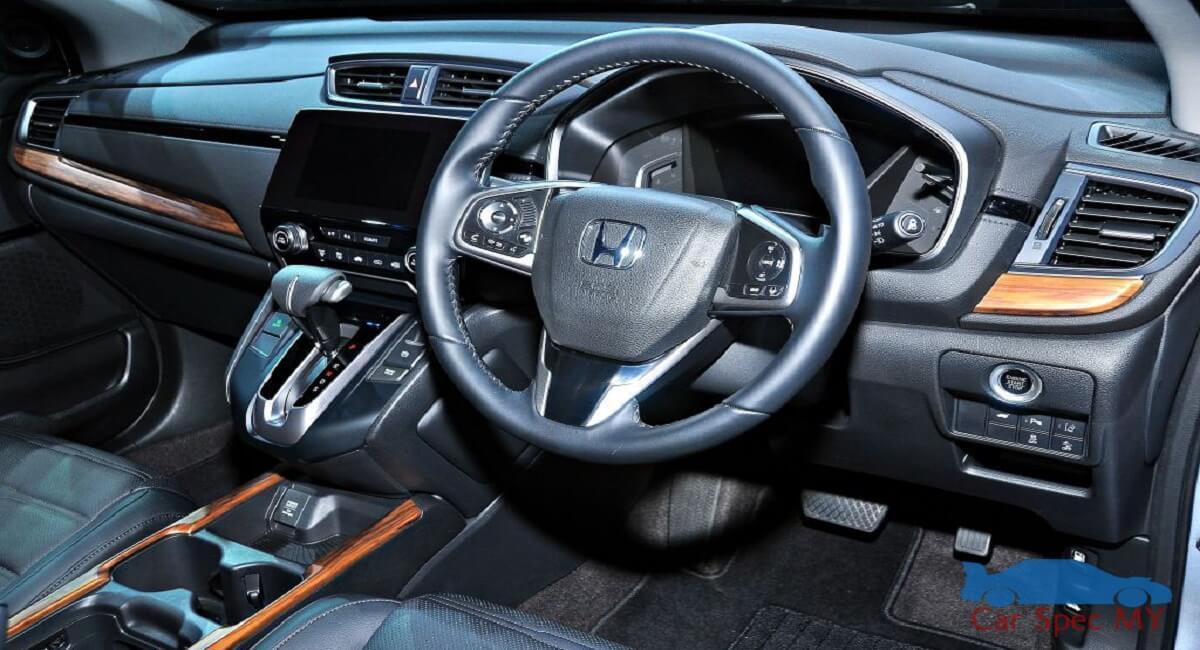 CRV Interior 2020