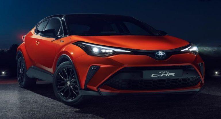 Toyota CHR Malaysia 2020
