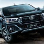 Toyota Hilux Malaysia 2020
