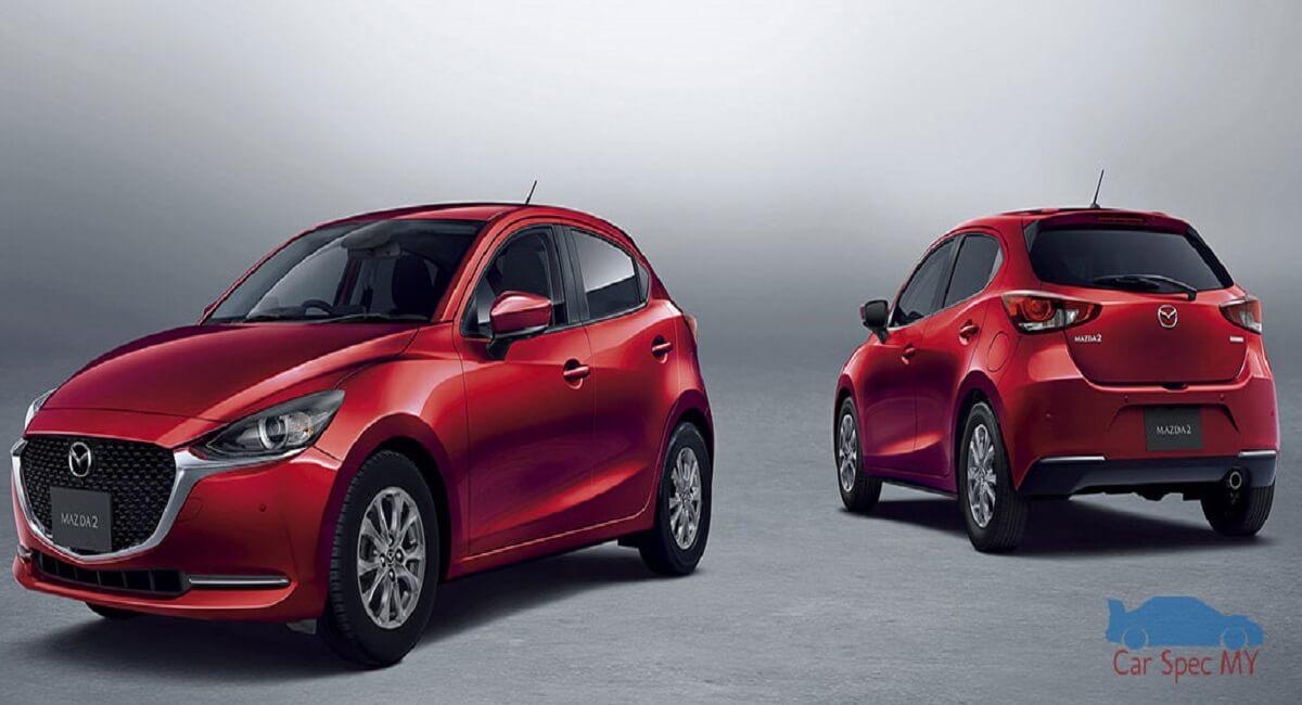 Mazda 2 Malaysia 2020