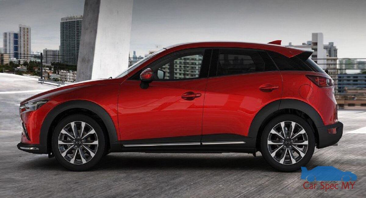 Mazda cx 3 Malaysia 2020