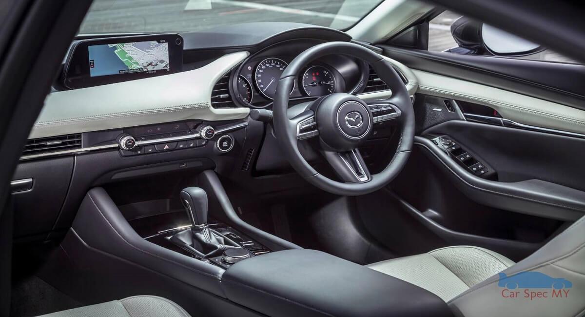 Mazda 3 Interior Malaysia 2020