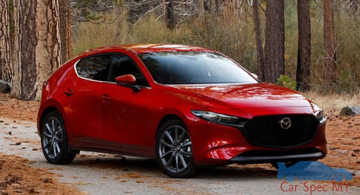 Mazda 3 hatchback Malaysia 2020