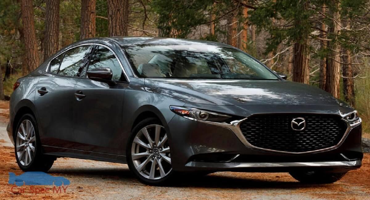 Mazda 3 Sedan Malaysia 2020
